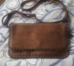 Nova zlatno smeđa torbica