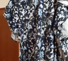 h&m cvjetna majica
