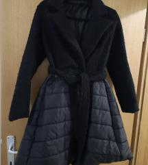 Peplum jakna