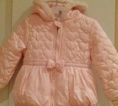 NOVA jakna za djevojčice 86