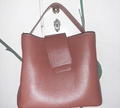 Reserved smeđa torbica