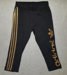 Adidas 3/4 tajice S/M