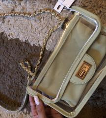 Prozirna torbica ukljucena postarina