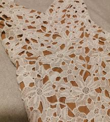 Nova bijela haljina S