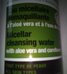 Micelarna voda za čišćenje lica