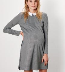 Trudnička haljina / može i uobičajeno