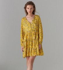 Mohito žuta haljina M-L
