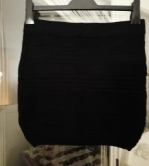 Zimska mini suknja
