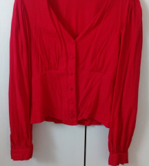Crvena Cropp bluza M