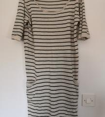 Calida haljina od lana i pamuka