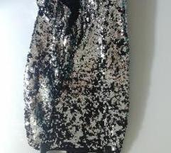 Asos sequin suknja sljokice