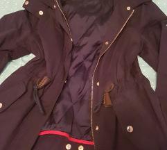 Zara jakna parka S M
