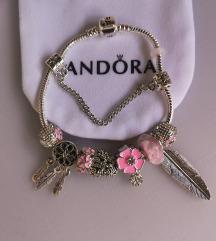 Pandora narukvica, dreamcatcher, nova! , nova