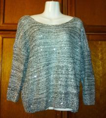 Reserved  pulover sa šljokicama S