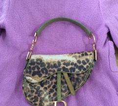 Dior Saddle Bag original