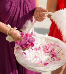 Duga ciklama svečana haljina grčkog stila