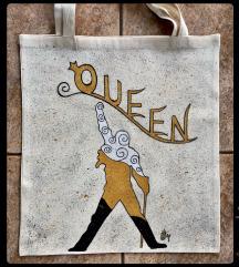 Oslikana shop-bag  - Queen Freddie Mercury