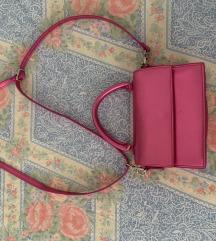 Asos mini roza torbica