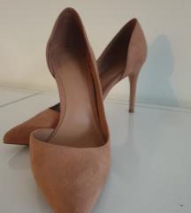 🖤 NOVE MANGO cipele na petu