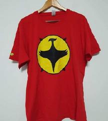 Zagor crvena pamučna majica