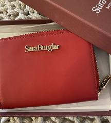 Sara Burglar novčanik