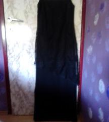 koktel haljina s čipkom