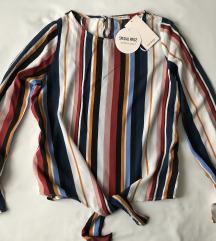Orsay bluza na prugice, s etiketom