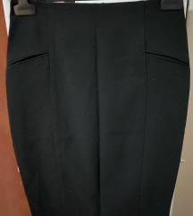 Crna suknja Mango