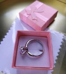 Novi prsten, pozlata 18 kgp