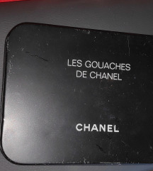 Limited edition Chanel tempere