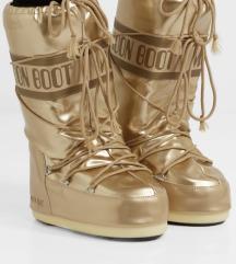 Moon boots zlatne