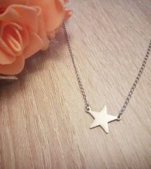Ogrlica sa zvijezdicom