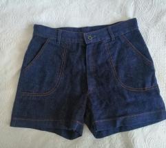 Vintage traper kratke hlače 💙