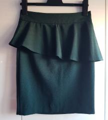 Suknja do koljena - Zara 🌱