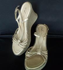 Vanilla plato sandale 39
