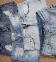 Kratke hlače 4 para