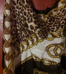 Duga šal marama od prave svile