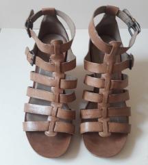 Ecco kožne sandale
