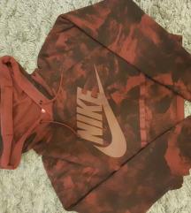 Nike crop top duksa original