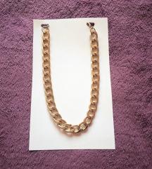 ❗️ RASPRODAJA ❗️ Zlatna ogrlica H&M
