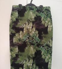 Janina tropic pencil skirt xs/s