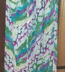 Haljina šarena kao pareo za plazu- cijena s pt