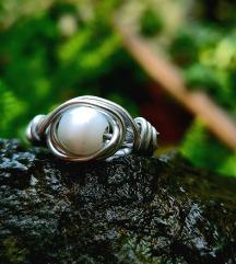 Prsten, ručni rad