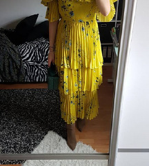 Sniženoo 200 kn! 😊👗NOVA maxi haljina s volanima