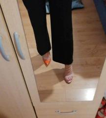 svečane crne hlače