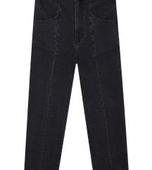 Crne hlače (Stradivarius)