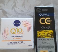 Olival cc krema Nivea Q10