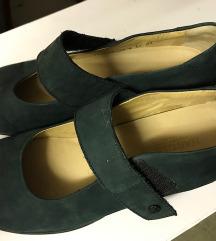 Divne HARTJES tamnozelene mary jane cipele