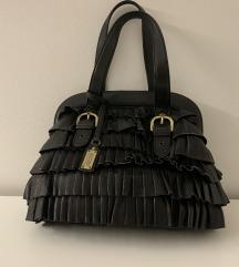 SNIŽENO! Moschino crna kožna torba 1200 kn