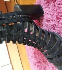 %Sandale na debelu petu%
